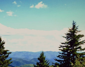 Clear Skies, Smokey Mountains, TN