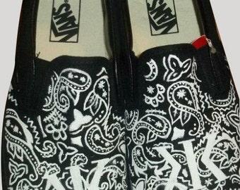KIK Handpainted Shoes