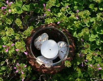 Birdnest Candle holder/Centerpiece