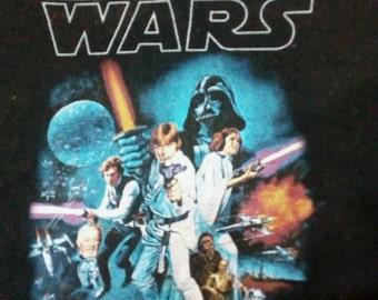 vintage star wars sweatshirt 90's brand movies sweatshirt hoodies