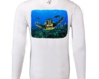 Performance Shirt - Sea Turtle