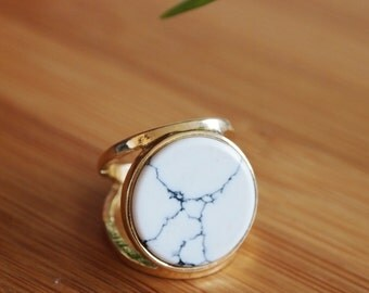 marble ring chevaliere