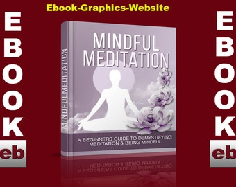 Mindful Meditation-EBOOK: Download-PDF-Digital-Website-Images