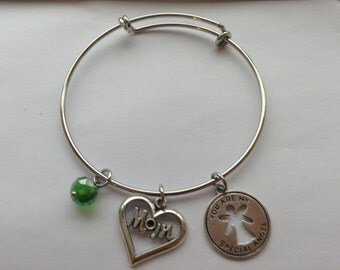 Adjustable Mom Bracelet