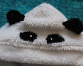 Panda hoodie for BJD doll SD size
