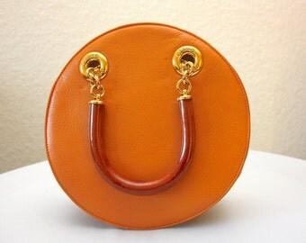 DESMO WOODEN HANDLE Bag