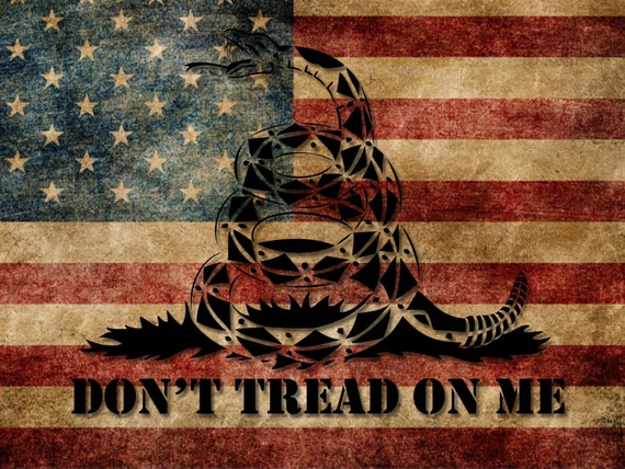gadsden guys The gadsden flag is a historical american flag with a yellow field depicting a and the additional motto liberty or death and the name the culpeper minute men.