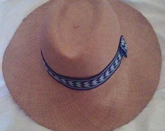 Straw Weave Hat