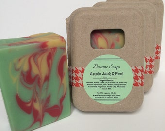 Applejack & Peel Handmade Soap