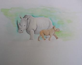 White Rhino - next generation