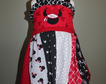 Pirate themed dress