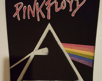 Pink Floyd Backpatch