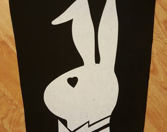 Bunny Backpatch