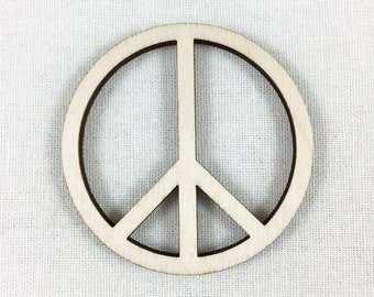 """Shop """"peace sign"""" in Craft Supplies & Tools"""