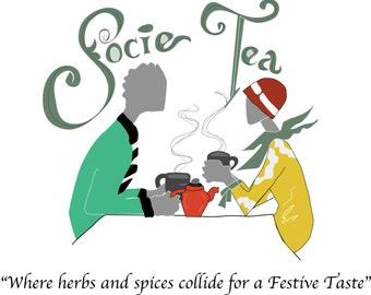 Societea custom herbal tea blends