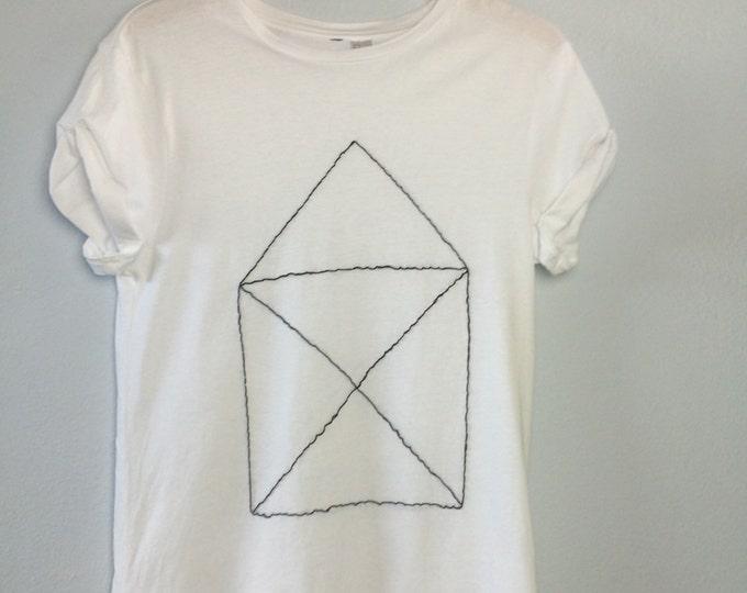 House Music (Tshirt bestickt)