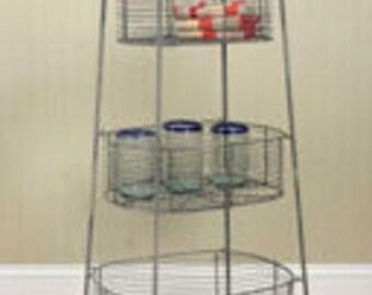 Standing Storage Bin