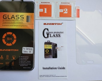 Glass films for samsung s5/s6