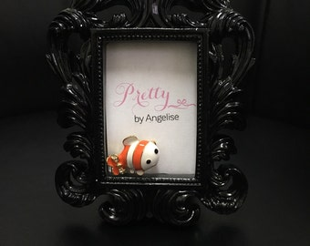 Kids or Adult Nemo Clownfish Brooch