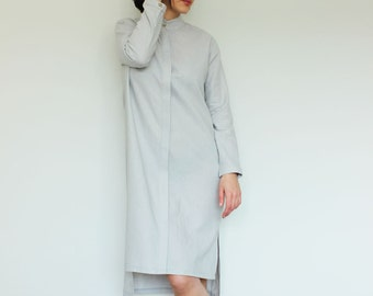 Linen dress,Plus size maxi dress, Linen women clothing, Linen dress tunic, loose linen top, Linen Tunic, Plus size top, Linen summer top