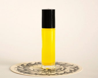 Roller of essential oils and flower essences (Bio - 10ml)