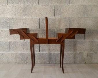Small worker - dressmaker wooden