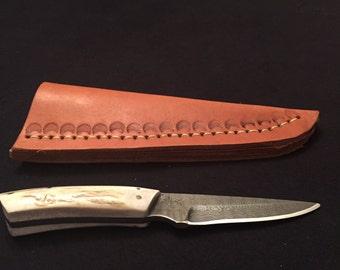"6"" Custom Made Knife"