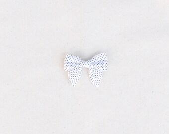 Polka Dot Isla Sailor Bow