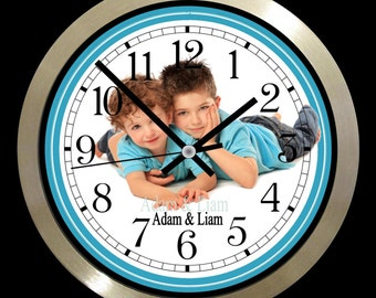 Photograph Personalised Wall Clock