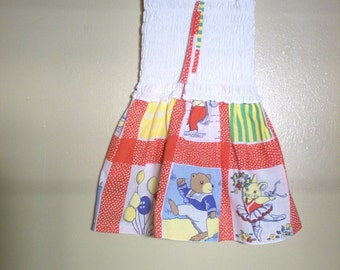 Handmade Girls Sundress