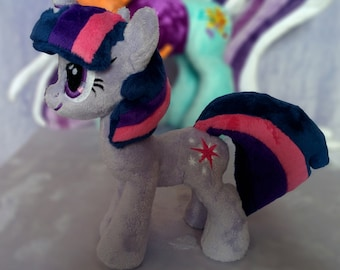 Handmade MLP Plushie - Twilight Sparkle - 20cm / 7.5''