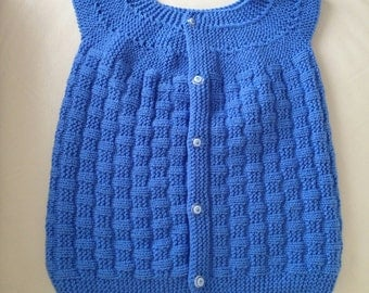 handmade knitting, baby cardigan, spring collection (2-3 years old baby)
