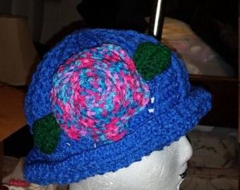 Girl's cloche hats