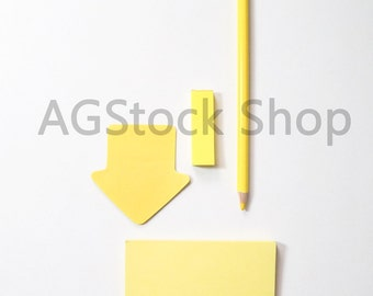 Styled Stock Photto - Yellow Details
