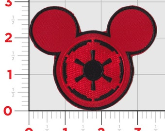 Empire Mickey patch