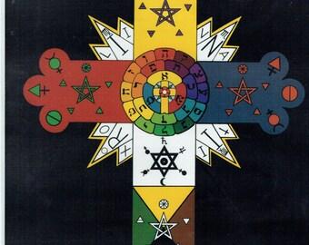 Rosy Cross - Rosicrucian - Ancient Mystical Order - Cross
