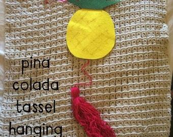 Pina Colada Wall Hanging