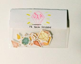 Gem Sticker Pack