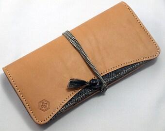 Shibu straps winding length type purses