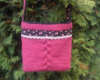 """Costume bag """"Berta"""" in pink"""