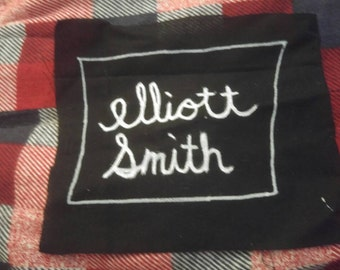 Elliott Smith Patch