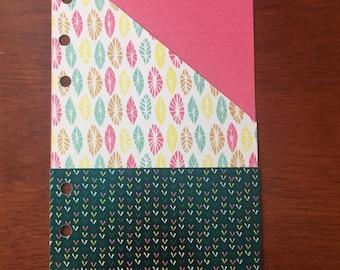 Two Pocket - Planner Pocket