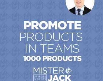Product Promotion! x1000 | Increase Sales | Business Improvement | Professional Marketing | Favourites | Product Enrichment