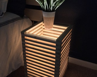 Stacked Nightstand