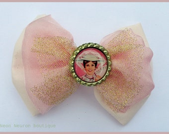 Jolly Holiday Mary Poppins Bow