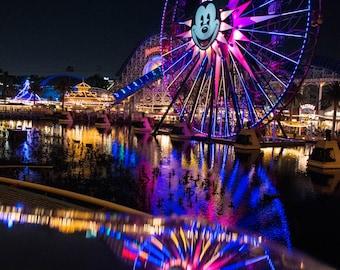 Disney California Adventure Ferris Wheel