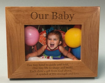 Our Baby Frame