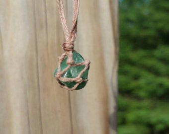 Green Adventurine Necklace