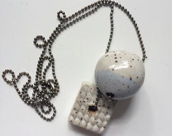 Formation 1 - Batch 1 - Ceramic Necklaces