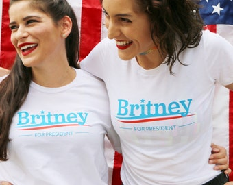 Britney For President Shirt